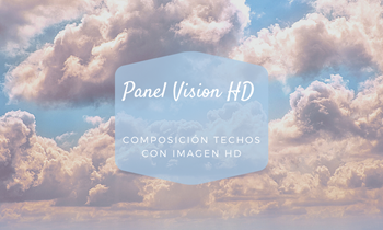Panel VISION HD | Keisu, lighting and design.