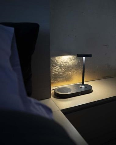 CERES table lamp | CERES/BLANCO | MANTRA | Keisu, lighting and design.